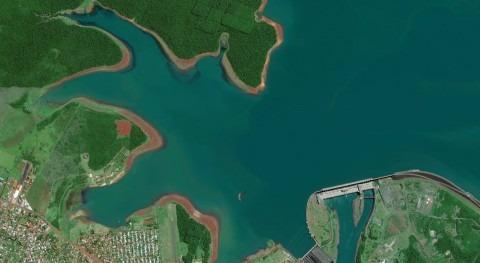 Represa de Itaipú (Imagen de Wired).