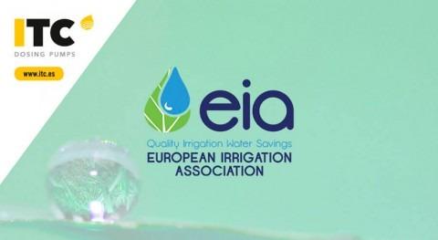 ITC se convierte nuevo miembro Asociación Europea Irrigación