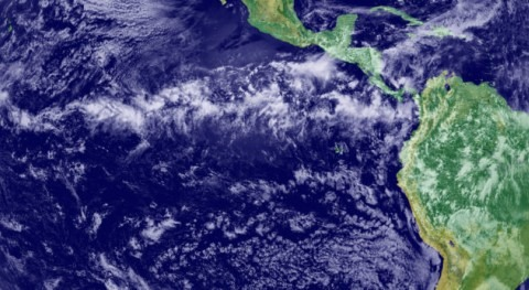 cambio climático alterará posición cinturón lluvia tropical Tierra