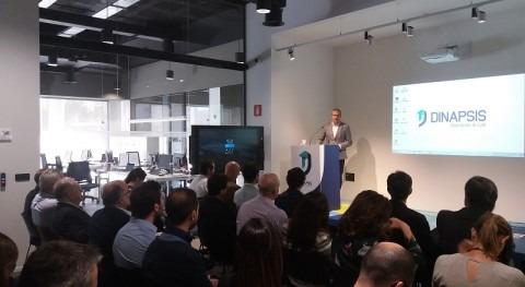 Dinapsis acoge este jueves jornada 'Oportunidades innovación territorial sostenible'