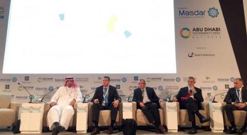 Abengoa participó enero Internacional Water Summit 2016, Abu Dhabi