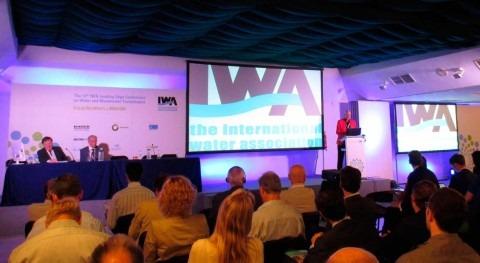Notable participación española IWA LET 2016, foro referencia sector agua