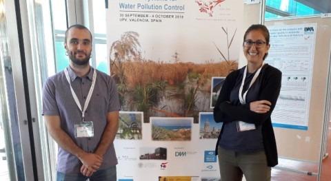 FACSA presenta innovaciones humedales artificiales congreso IWA