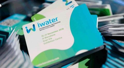 Abierta preacreditación prensa online Iwater 2018