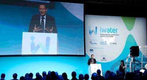 Iwater 2018 acogerá celebración 9º Foro Economía Agua