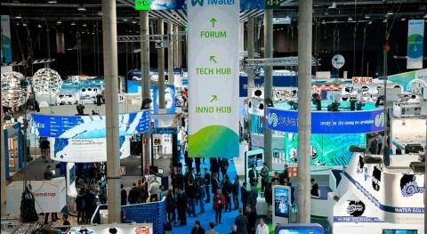 Iwater 2018 destaca innovación y tecnología como grandes motores sector agua