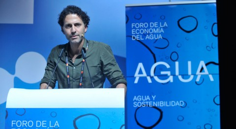 "Jad Oseyran: "" agua es ingredientes básicos capital natural crear riqueza"""