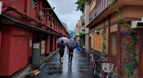 fuertes lluvias Japón dejan más 10 desaparecidos y medio millón evacuados