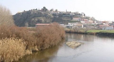 ¿Cuáles son afluentes río Tajo?