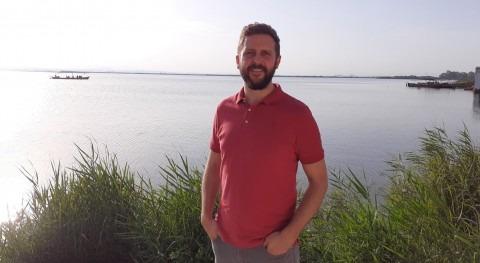 """Javier Arnau: """" red YWP favorece aportaciones que pueden ser enriquecedoras y gran valor"""""""