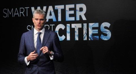 LACROIX Sofrel España participó #SmartWaterSmartCities organizado Fundación We Are Water