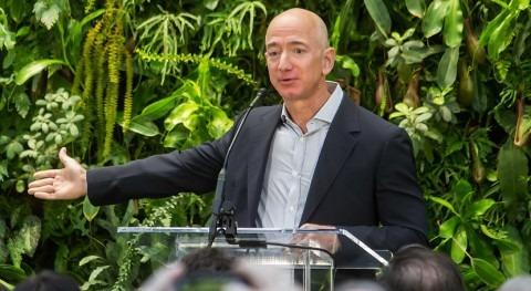 Jeff Bezos (Amazon) destinará 10.000 millones dólares lucha cambio climático