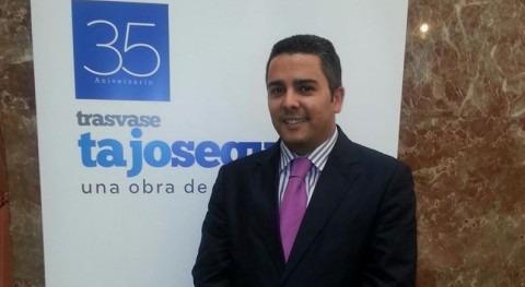 El diputado y secretario ejecutivo de Agricultura, Agua y Medio Ambiente, Jesús Cano