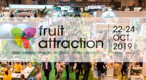 J. Huesa hablará reutilización y desalación riego feria Fruit Attraction 2019