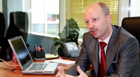 """Joachim Janssen, CEO IAP Solutions: """" agua es recurso cada vez más escaso y más caro"""""""