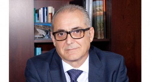 """Joaquín Páez: """" gestión agua es factor clave y decisivo salud sociedad"""""""