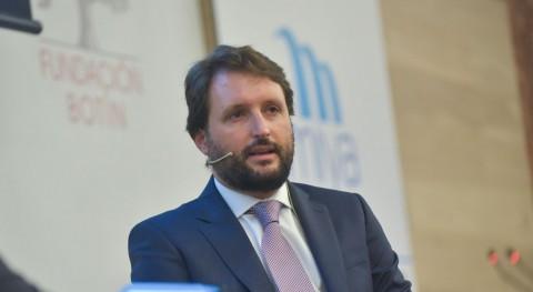 """Jokin Larrauri: """" tecnología es clave éxito economía circular sector agua"""""""
