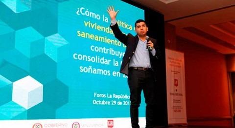 Colombia tiene como meta lograr cobertura 100 % agua y saneamiento Cali
