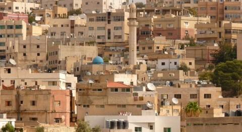 acuíferos, posible solución crisis agua Jordania