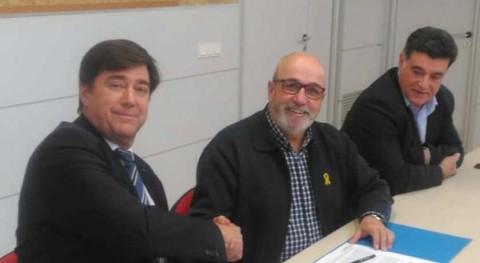 Cataluña impulsa convenio mejorar gestión y estado acuífero Baix Ter