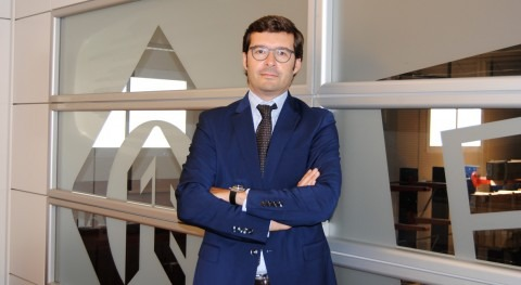 """Jordi Molist: """"Queremos que Iwater sea referencia sector agua España y Europa"""""""