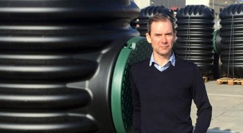 """Jordi Torras: """"GRAF es líder ventas sistemas recuperación agua lluvia"""""""