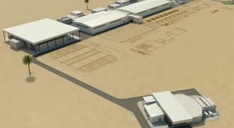 Cadagua concluye construcción desaladora Marruecos 60 millones