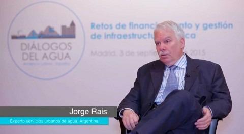 """ gobiernos América Latina han revalorizado sector agua"""