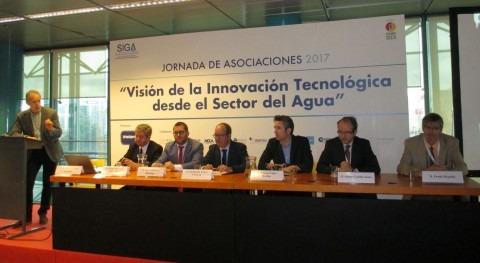 AEAS debate innovación tecnológica y futuro gestión agua España SIGA
