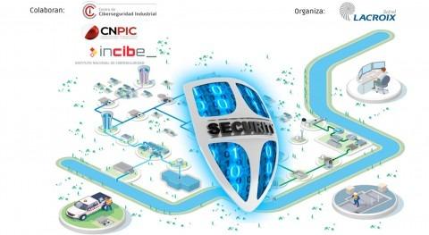 """Jornada: """" Ciberseguridad gestión inteligente ciclo integral agua"""""""