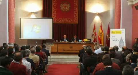 CHD explica contenidos revisión Plan Especial Sequías cuenca Duero