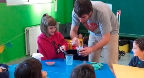 Escuela Agua imparte jornada formativa agua comunidad educativa Navarra