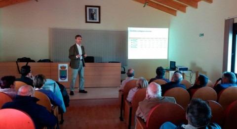 Garrafe Torío acoge encuentro formativo gestión agua usuarios río