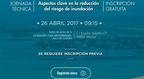Murcia acoge nueva jornada claves reducción riesgo inundación