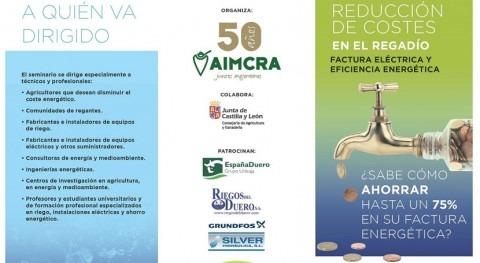Moval Agroingeniería participa jornada Factura Eléctrica y Eficiencia Energética
