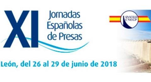 XI Jornadas Españolas Presas