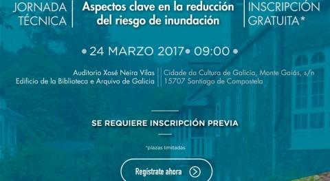 Galicia acogerá 3ª jornada gratuita claves reducción riesgo inundación
