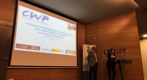 Catalan Water Parntership y Leitat organizan Foro Innovación Tecnológica Agua