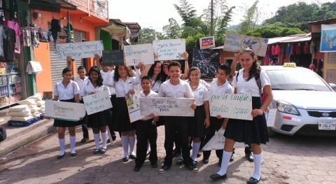 Exitosa primera jornada masiva limpieza Ayapal, Nicaragua