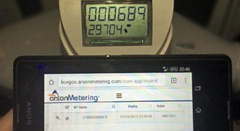 Arson Metering debate Madrid futuro telelectura contadores agua