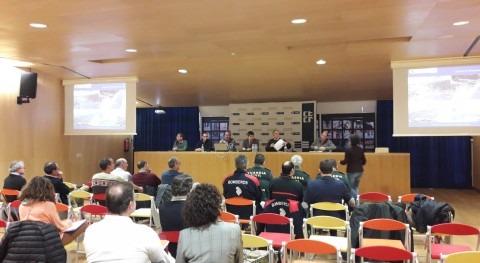 Jornada divulgativa Protección Civil y CHE implantación Plan Emergencia Enciso