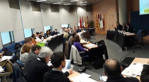 Jornada divulgativa revisión Plan Especial Sequía Ebro