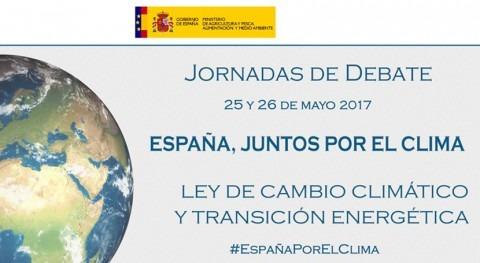 Gobierno prepara bases anteproyecto Ley Cambio Climático y Transición Energética