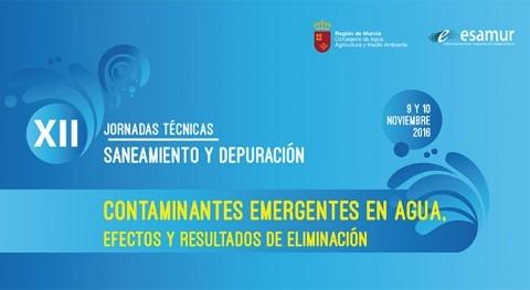 LABAQUA presenta Jornadas ESAMUR nuevos sistemas detección fármacos aguas