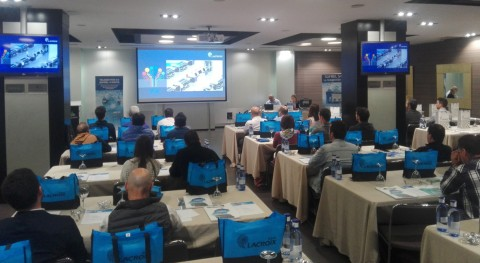 LACROIX Sofrel analiza impacto comunicaciones  sistemas Telegestión