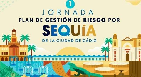Jornada Plan Gestión riesgo sequía ciudad Cádiz