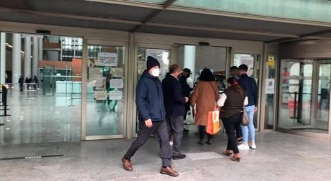 empresario acepta cuatro años cárcel falsear facturas saqueo EDAR Pinedo