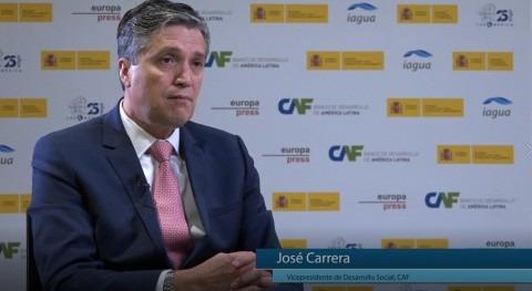 """José Carrera: """"América Latina debe prepararse ser región más resiliente"""""""