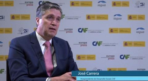 """José Carrera: """"Bolivia está haciendo trabajos importantes proyectos nivel presas"""""""
