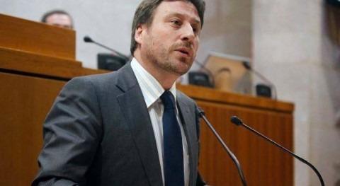 El presidente de CHA, José Luis Soro